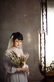 おしゃれでかわいいショートヘアボブヘアの花嫁さん特集公開日