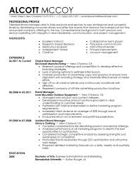 Campaign Manager Resume Sample Free Resume Example And Writing