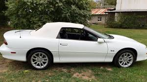 2001 Chevrolet Camaro SS Convertible | T199 | Dallas 2016