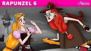 Rapunzel Tập 6 - Những màu sắc biến mất - Truyện cổ tích Việt nam - Phim  hoạt hình cho trẻ em - YouTube