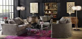 elegant linen living room rex