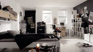 Black And White Teenage Bedroom Black And White Teenage Bedroom Ideas Assorted Color Wooden Bed
