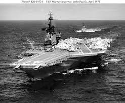 Image result for USS MIdway image