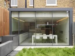 Modern Patio Doors Modern Frameless Sliding Glass Doors Design Ideas For Backyard