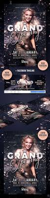 Grand Opening Flyer Custom 48 Best Flyers Images On Pinterest In 48 Flyer Template