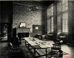 Fellows Writing Room Opening of the Imperial Institute May 1893