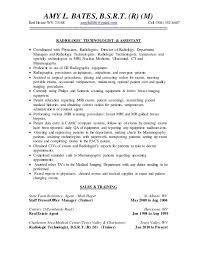 Resume For Radiologic Technologist Beauteous Radiologic Technologist Resume Elegant Mri Coordinator Resume