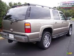2002 Light Pewter Metallic Chevrolet Suburban 1500 Z71 4x4 ...
