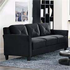 Sofa bed with chaise Double One Way Furniture Sofa Sectional Sofas Leather Sofa Collections Living Room Furniture
