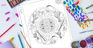 Students can color the page while a parent reads aloud about cinco de mayo. Free Printable Cinco De Mayo Coloring Pages For Kids