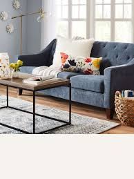Couch for small space Grey 76 Sofas Are Great For Small Spaces While Sofas 89 Bigger Can Anchor Larger Room Browse Sofas Target Sofas Sectionals Target