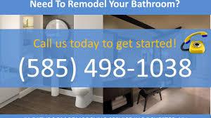 bathroom remodel rochester ny. Bathroom Remodeling Rochester NY | (585)498-1038 Remodel - YouTube Ny 7