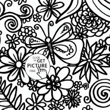 Adult Spring Coloring Pages Spring Coloring Pages For Preschoolers