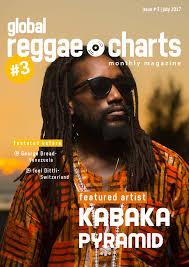 Reggae 2017 Charts Island Stage Global Reggae Charts 3 Island Stage