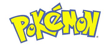 Pokemon logo PNG images free download