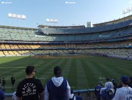 Dodger Stadium Left Field Pavilion 307 Seat Views Seatgeek