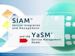 SIAM and YaSM - YaSM Service Management Wiki