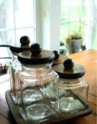 glass kitchen canisters glass kitchen canisters decorative glass canisters kitchen accessories lids glass decorative kitchen canisters