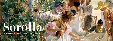 the first uk exhibition of joaquín sorolla y bastida 1863 1923 spain s most prominent impressionist painter opens today at the national gallery london
