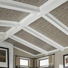 Faux Wood Ceiling Tiles
