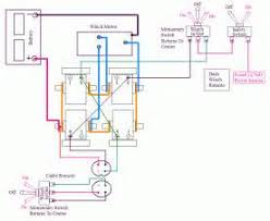 superwinch remote wiring diagram images warn winch remote wiring diagram