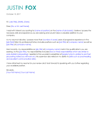 Professional Cover Letter Template Get The Job With Free Professional Cover Letter Templates Cover 24