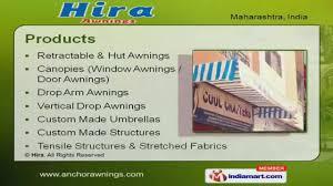 Designer Awning Pune Maharashtra Awnings Threads By Hira Pune