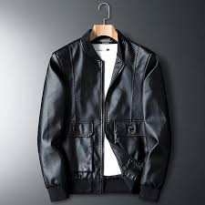 2019 new fashion luxury mens jackets clothing locomotive men clothing coat men s leather jacket motorcycle overcoat for male chaqueta uk 2019 from tommy003