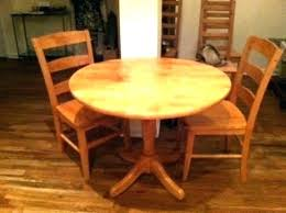 round wood dining room table full size of small rustic wood dining table black wooden dark