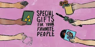 special gifts for your favorite people 2016