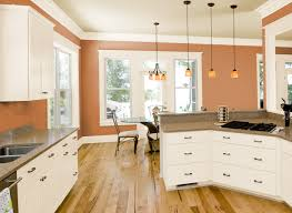 Orange Kitchens Kitchen In Saddle Tan Kitchens Rooms By Color Color