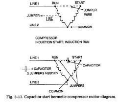 diagram of refrigerator compressor diagram image refrigerator compressor locked rotor test refrigerator on diagram of refrigerator compressor