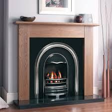 cast tec newcastle cast iron fireplace insert
