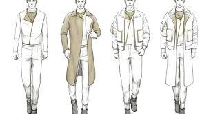 Men Fashion Design Templates Fa Search Male Body Template For