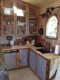 Cabinet In Kitchen Design Adorable 48 Stunning Tiny House Kitchen Design Ideas R^ KITCHEN REMODEL