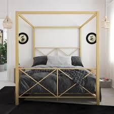 Canopy Gold Beds You'll Love | Wayfair