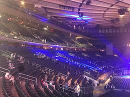Club And Premium Seating At Madison Square Garden Beach