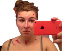 zombie makeup 4