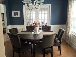 Wainscoting Dining Room Paint Ideas Home Interior Design Simple