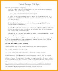 Newspaper Article Template For Pages Part 2 From The Pages Front Page Newspaper Article Template Pack
