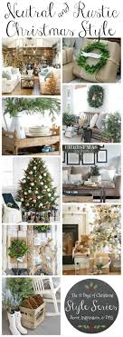 25+ unique Rustic christmas decorations ideas on Pinterest ...
