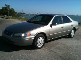 Toyota Camry 2.2 1997 Technical specifications | Interior and ...