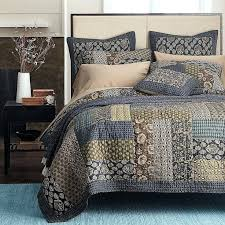 Cotton Patchwork Quilts – co-nnect.me & ... Cotton Patchwork Quilts 155 Amazonsmile Newrara Boho Bedding Collection  Bohemian Real Patchwork Cotton Dark Elegance Floral ... Adamdwight.com