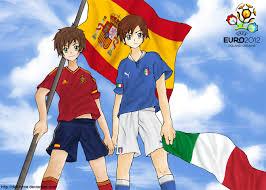 Internasional Liga Europa Liga Italia Liga Spanyol  - Statistik laga Spanyol vs Italia, siapa lebih unggul?