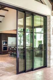 cost to replace sliding door with french doors convert glass single options india f