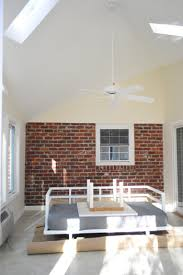 to paint extra high vaulted ceilings