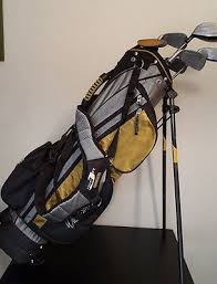 Walter Hagen Series Iii Woods Irons Hybrid Bag Junior Golf