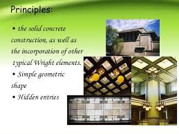Principles: ...