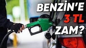 50 Liralık Almak Da Kurtarmayacak: Benzine 3 TL Zam Mı Geliyor? - YouTube