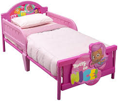 Amazon.com : Nickelodeon Bubble Guppies 3D Bed : Childrens Furniture : Baby